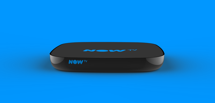 NOW TV Smart Box with HD and Freeview Channels