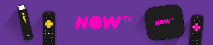 Get started with NOW TV