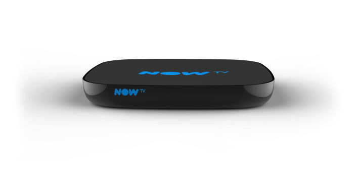 NOW Smart Box with HD and Freeview Channels