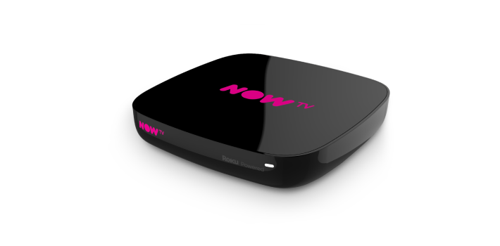 NOW Smart Box with 4K and Voice Search