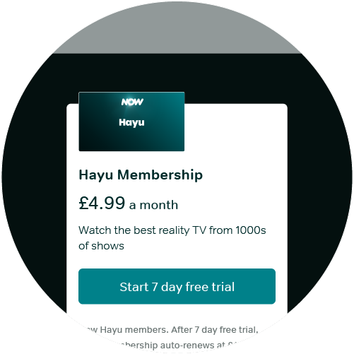 Start 7 day free trial