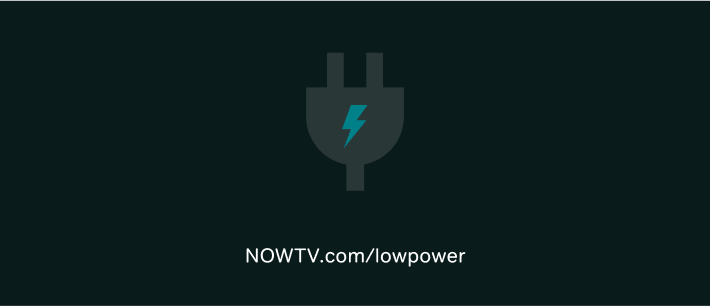 Low power error message for NOW Smart Stick