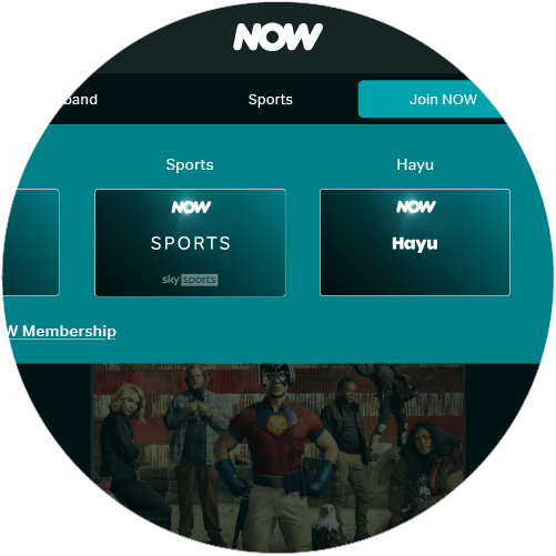 Discover more about NOW Membership