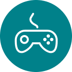 Devices - games console icon